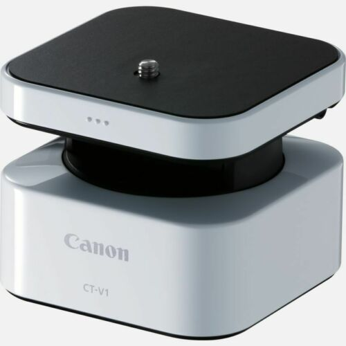 Canon ct-v1 orientable estación de acoplamiento para videocámara B-Ware del distribuidor