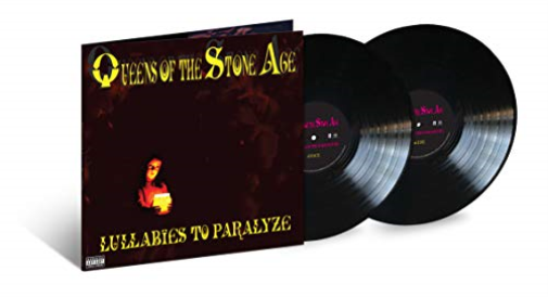 QUEENS OF THE STONE AGE-LULLABIES TO PARALYZE (GATE) (UK IMPORT) VINYL LP NEW