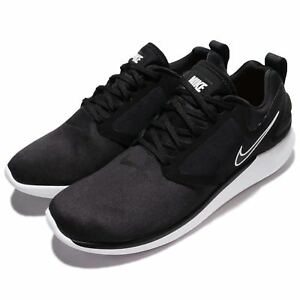Men's Nike Lunarsolo Running Shoes Black/White Sizes 8-13 New In Box AA4079-001