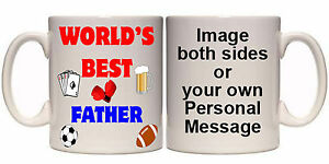 WORLD-039-S-BEST-FATHER-PERSONALISED-MUG-AND-COASTER-R19-FATHERS-DAY-GIFT-11-15oz