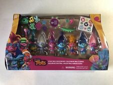 Dreamworks Stylin' Trolls Hasbro Collection Pack With 10 Accessories