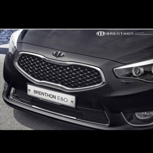 Emblem New Brenthon Front Rear Hone Wheel Full Set For Kia New Cadenza 2014~2015