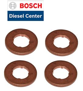 BMW 4X 1 2 3 4 5 6 7 SERIE X-Bosch Common Rail Diesel Iniettore RONDELLA DI RAME