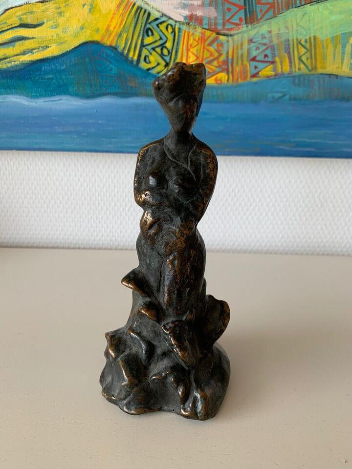 Skulptur, Lina Jardorf, motiv: Dame