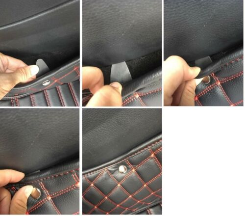 for TESLA model S FLOOR MATS ECO LEATHER cabin floor liner Different colors