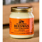 Cambridge Traditional Beeswax Wooden Furniture Polish Cream Neutral 283g