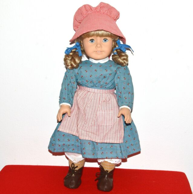 VTG American Girl Kirsten Doll Meet Outfit Pleasant Company West Germany