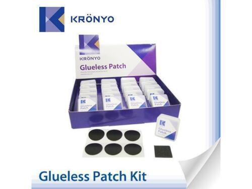 Hose Repair Set Self-Adhesive Glueless Glueless Bicycle Patches Repair Kit