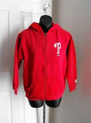 Sporting Goods Minor Faille Philadelphia Phillies Jeune Moyen 10/12 Sweat à Capuche By To Be Highly Praised And Appreciated By The Consuming Public Neuf W