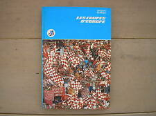 LIVERPOOL FANS 1977 EUROPEAN CHAMPIONS CUP FINAL ROME ON COVER FRANCE BOOK COPPE