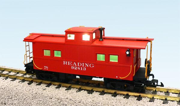 descuento de ventas USA Trains cúpula del centro de escala 12168 G furgón furgón furgón de cola Lectura  descuento de ventas en línea