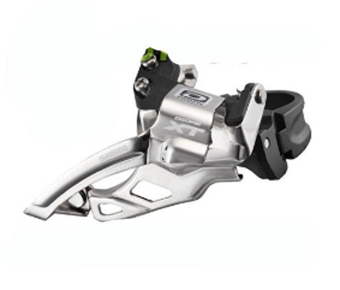 Shimano Schaltwerk XT FD-M785 2x10 Geschwindigkeit Top- Swing