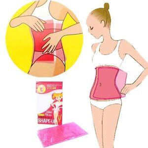 da10493918 Sauna Slimming Belt Waist Wrap Shaper Burn Fat Cellulite Belly Lose ...