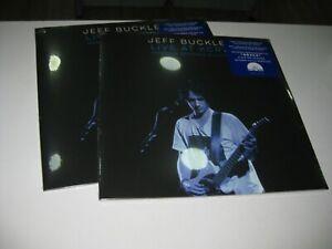 Jeff Buckley LP Live At Kcrw Morning Becomes Electric 1994 RSD 2019 Versiegelt