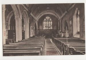 Interior Parish Church Saltash 1912 Postcard 750a - Aberystwyth, United Kingdom - I always try to provide a first class service to you, the customer. If you are not satisfied in any way, please let me know and the item can be returned for a full refund. Most purchases from business sellers are protected by - Aberystwyth, United Kingdom