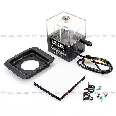 New 1xSC-300T ultra-quiet Water pump&pump tank for pc CPU Liquid Cooling System