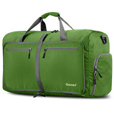 98f826d85e 60L Travel Bags Luggage Duffel Bags Lightweight for Sports Gym Vacation  Shopping