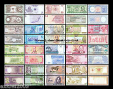 AFRICA BANKNOTE COLLECTION - 20 DIFFERENT UNC BANKNOTES 20 PCS  SET # 1
