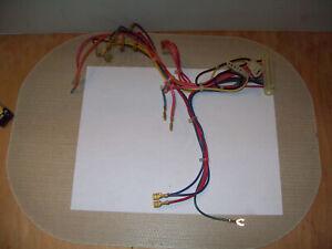 nos stanley garage dooropener model 3000 garage door opener: wiring harness  | ebay  ebay