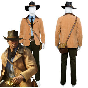 red dead redemption outfit