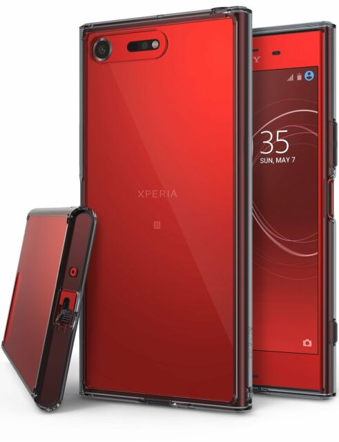 For Sony Xperia XZ Premium | Ringke [FUSION] Transparent Protective Cover  Case