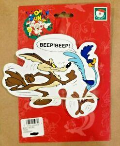 Vintage Road Runner Collectible Ornament Looney Tunes WB Roadrunner Mopar Beep!!