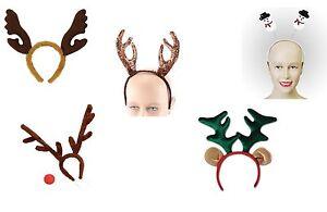 # Rudolph Renne Accessoires Noël Nativité Bois Déguisement