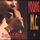 Stone Cold Rhymin' [PA] by Young MC (CD, Feb-2001, Delicious Vinyl)