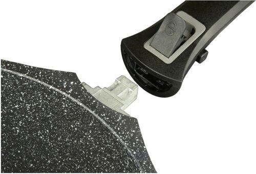 GSW Induktion Bratpfanne Easy Click Ø 32 x 6,5 cm Höhe 3,8 Liter NEU