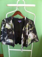 VIVIENNE TAM Petite Multicolor Kimono Top Jacket SZ PP