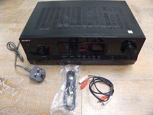 SONY-STR-DH500-Discrete-5-1-Amplifier-AV-Receiver-HDMI-DTS-Optical-Bluetooth