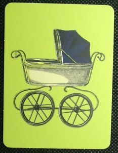 1-x-Single-card-Movie-Film-prop-Rosemary-s-baby-Baby-carriage
