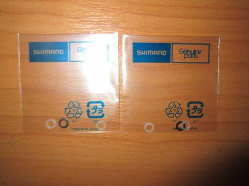 Shimano Stella SW Twinpower SW & Fresh Water Worm Shaft Adjusting Washers x2
