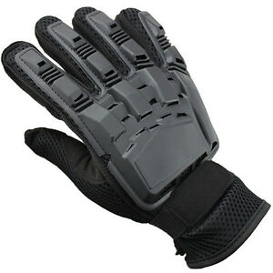 Military Tactical Airsoft Hunting Assault Combat Cycling Half Full Finger Gloves
