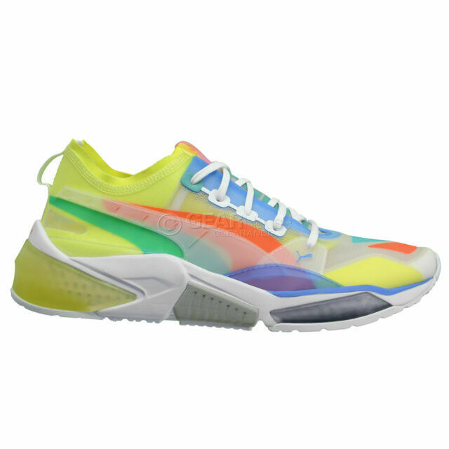 Size 9 - PUMA LQDCELL Optic Sheer Blue/Red/White/Yellow 2019 for ...