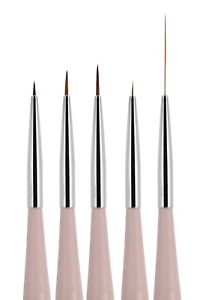 5pcs-Nail-Art-Liner-Striping-Brush-for-Fine-Line-Detailing-Blending-One-Stroke