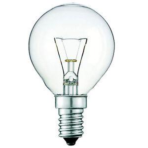 Image Is Loading E14 40w Ses Oven Lamp Light Bulb For