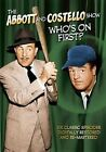 Abbott and Costello Show Who's on Fir 0741952692690 DVD Region 1