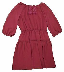 03c269bc24ff NEW Ella Moss Girls Long Sleeve Layered Dress - Variety 7