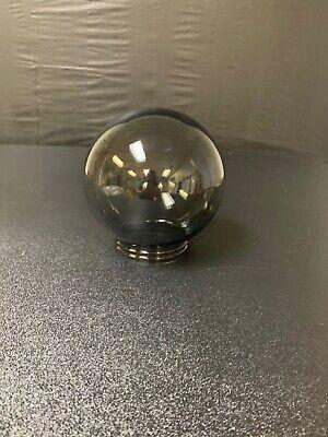 3 11//64 Diameter Fitter 3 3//4 Diameter and 6 1//4 Height B/&P Lamp Screw Fitter Lexan Globe