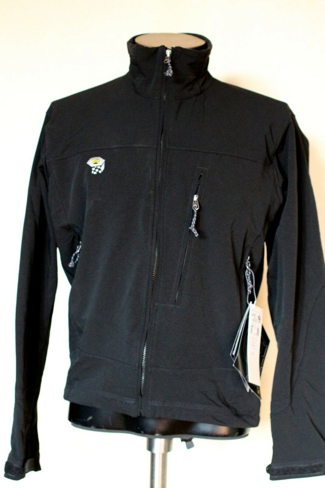 Mountain Hardwear Softshell Jacke kurz Gr. M