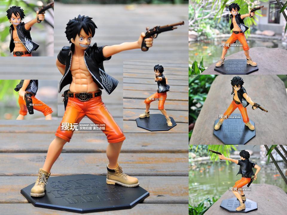 2011 NUEVO One Piece POP LUFF  9'' FIGURE 1 7