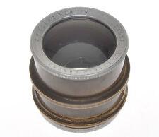 Goerz Berlin rare lens Dagor 360mm F:7.7 with iris diaphragm