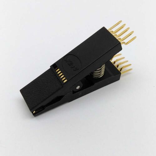 SOP16 SOIC16 Bent Test Clip  for EEPROM 24CXX 93CXX in-circuit program 25CXX
