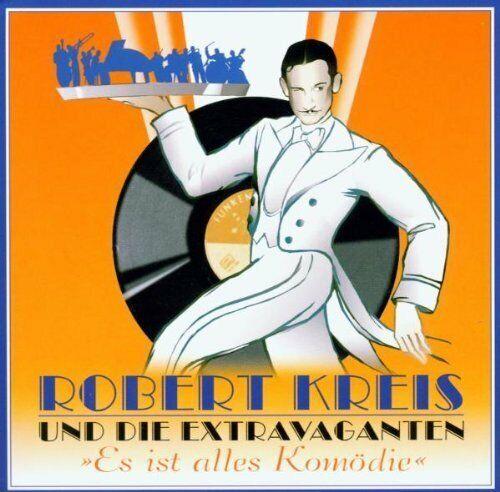 Robert Kreis Es ist alles Komödie (1998, und die Extravaganten)  [CD]