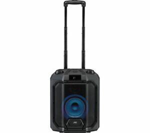 JVC MX-D719PB Portable Bluetooth Speaker - Black - Currys