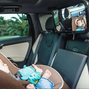 Car Baby Child Inside Mirror View Rear Ward Back Safety Facing Care Infant UK 677306766499