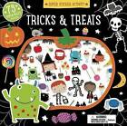 Super Sticker Activity: Tricks and Treats by Silver Dolphin Books (Paperback / softback, 2016)
