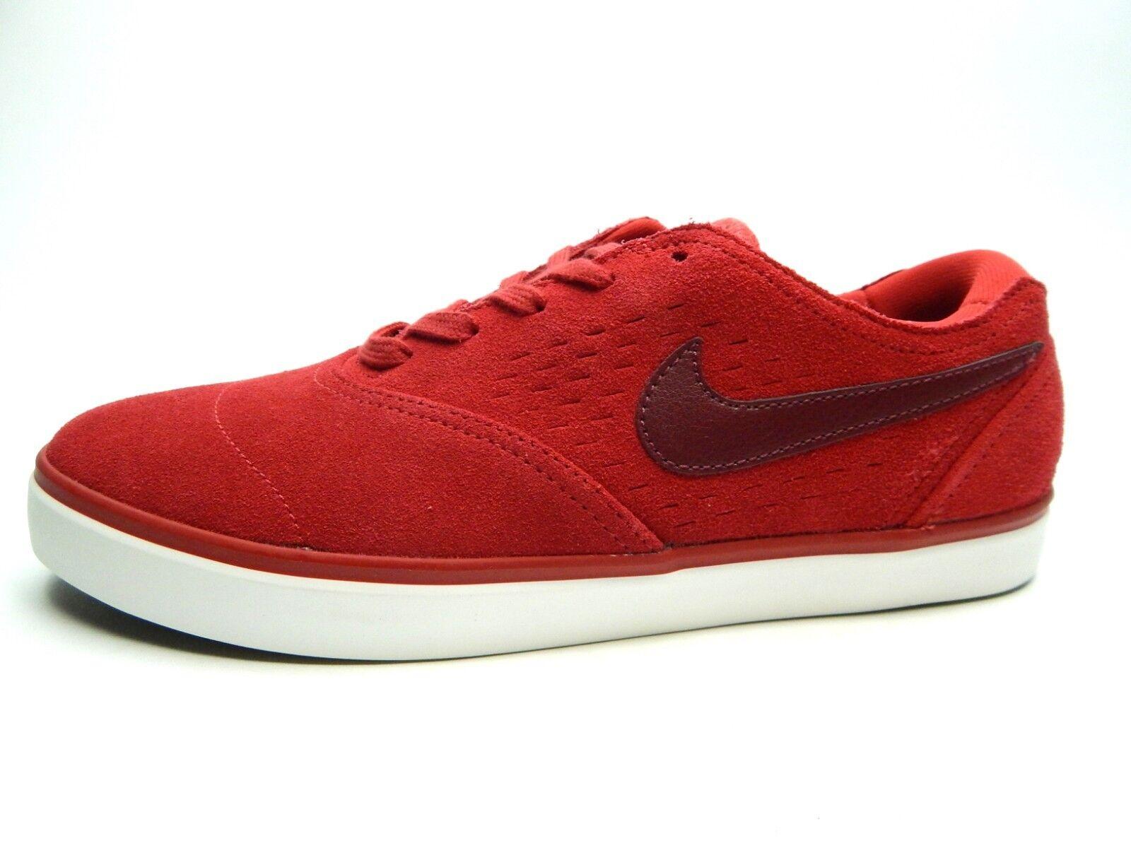 Nike männer - zoom erick koston 2 lr studio ROT - gipfel weiß 641868 661 männer größe 8,5