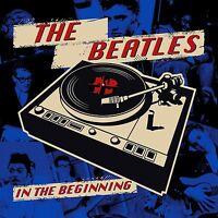 "THE BEATLES In The Beginning UK 5 x blue vinyl 7"" box set SEALED / NEW"